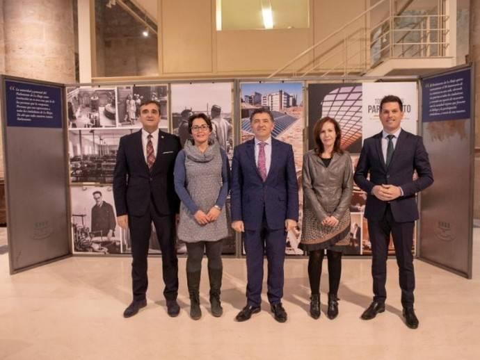 15,4 millones de euros para mejorar el transporte riojano
