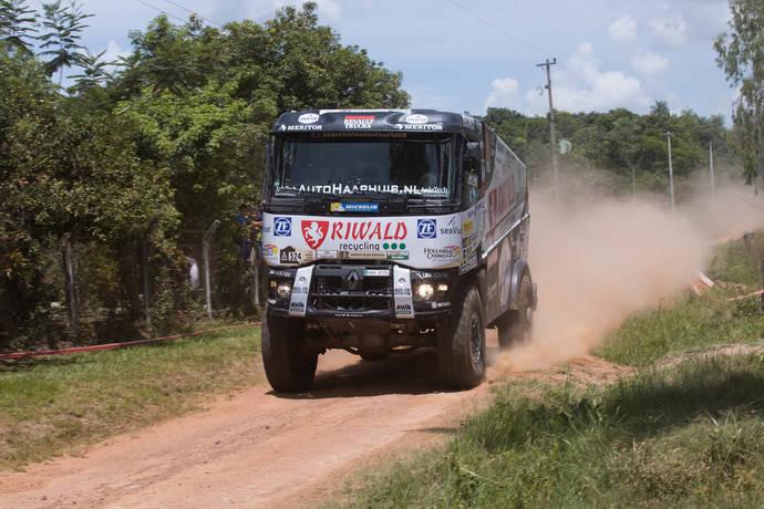 Renault Trucks y MKR, participan juntos en el Rally Dakar en su edición 2017