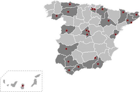Neinver y Colony Capital adquieren dos naves en Pamplona y Barcelona