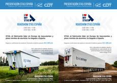 Arrancan los Road Shows España de semirremolques