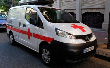 Cruz Roja informará sobre su Plan de Empleo en autobuses Emtusa