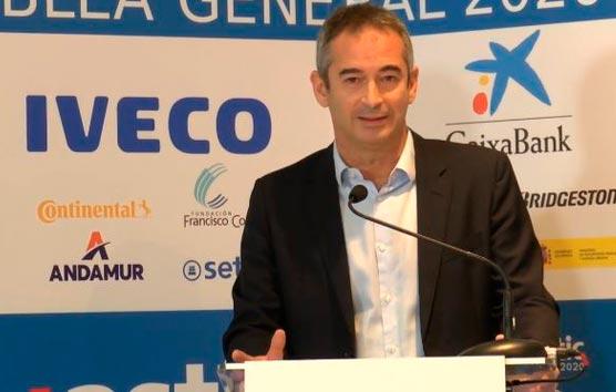 Mughini anuncia que el primer vehículo de hidrógeno de Iveco llegará en dos años