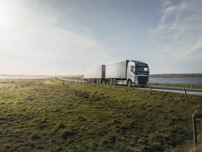 Volvo Trucks se suma al Día del Medioambiente, con visión cero emisiones