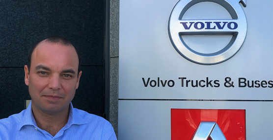 Jose Antonio Mannucci, nuevo director de Volvo Financial Service en España