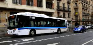 Salamanca mejora sus autobuses para los discapacitados visuales