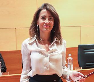 Raquel Sánchez es la nueva ministra de Transportes, Movilidad y Agenda Urbana