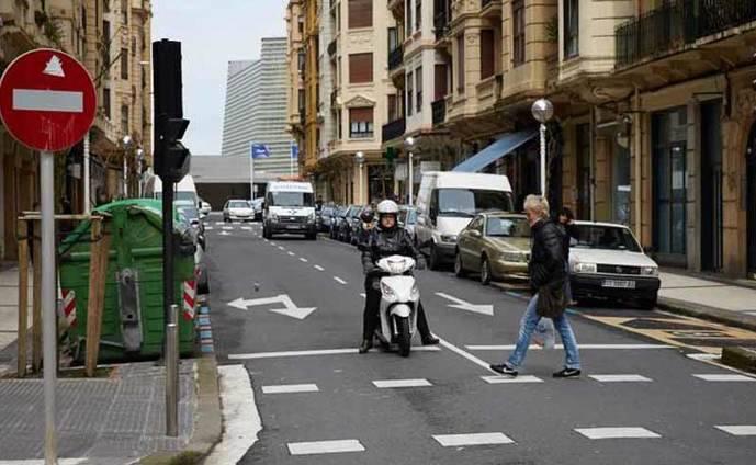El radar móvil de San Sebastián entra en funcionamiento