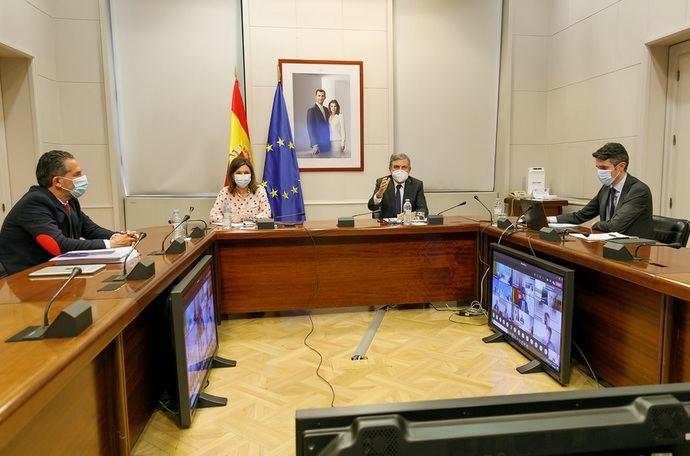Mitma transferirá 1.520 millones de euros de los fondos europeos a las CCAA