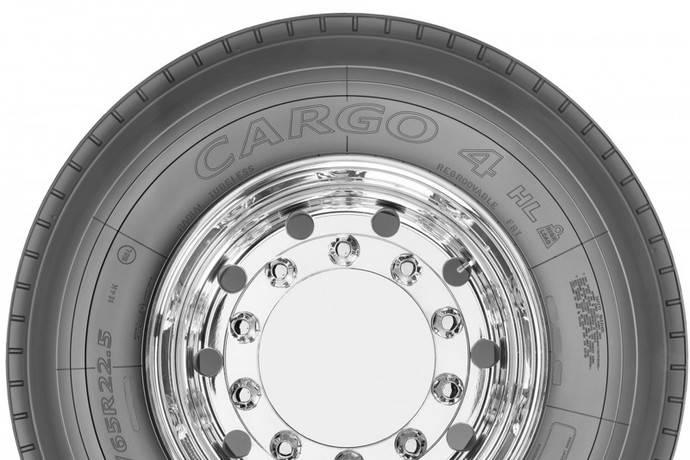 Llega al mercado el nuevo neumático para camión Sava Cargo 4 HL