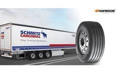 Hankook y Schmitz Cargobull AG refuerzan su colaboración