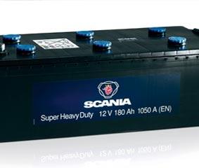 Scania ofrece consejos para alargar la vida de las baterías