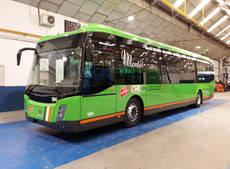 Casado Montes SL incorpora un nuevo autobús de Scania a su flota