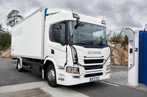 El compromiso de Scania con la electrificación