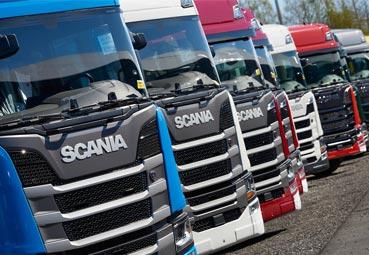 Scania gana el premio Telematik por su Portal de Gestión de Flotas