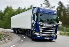 Scania consigue alzarse con el 'Green Truck' por cuarto año consecutivo