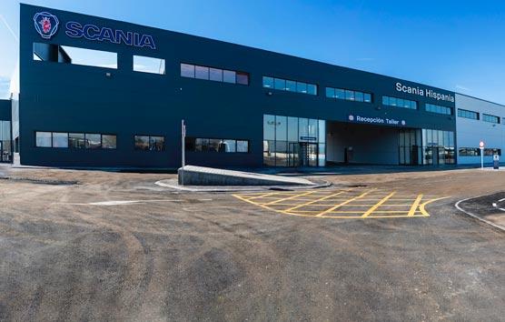 Scania Hispania se traslada a unas nuevas y modernas instalaciones en Madrid
