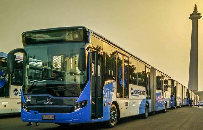 Scania proveerá autobuses sin hollín a 20 ciudades