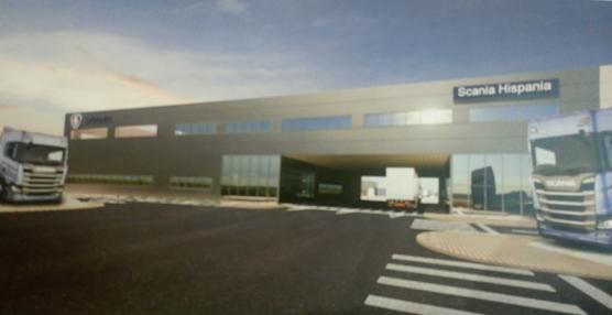 Scania se mudará el año que viene a Torrejón