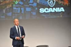 Mathias Carlbaum será el nuevo vicepresidente ejecutivo de la Junta de Scania