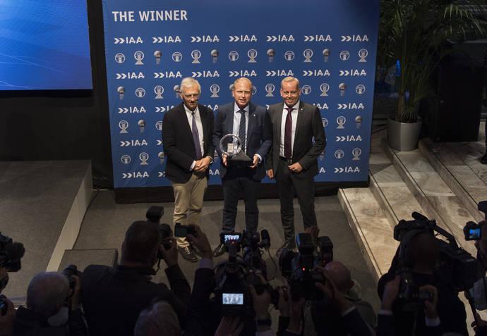La serie S de Scania elegida 'Truck of the Year 2017'