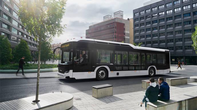El nuevo Scania Citywide.
