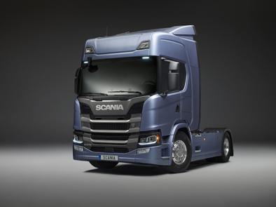 Scania lanza su nueva gama de motores Euro 6 V8 con una mejor eficiencia de combustible