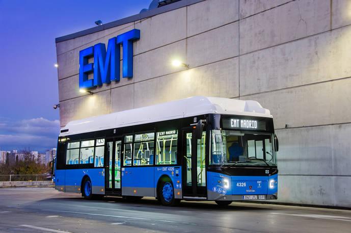 Líneas 23, 82 y 123 de EMT Madrid prolongan viaje a Villaverde, Pitis y Butarque