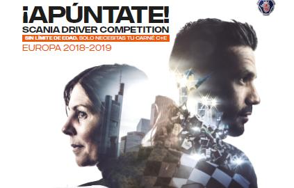 Vuelve el campeonato para conductores, de Scania