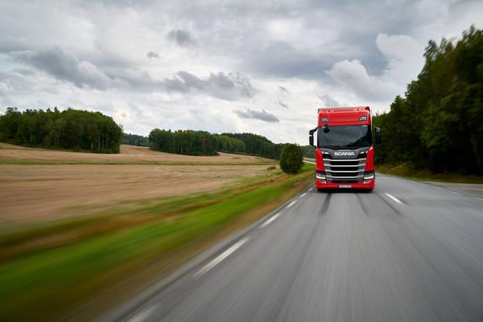 Scania gana por tercera vez seguida el Green Truck, con Scania R 450