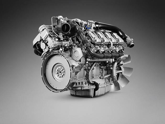 Scania renueva su icono, lanzando un nuevo motor V8