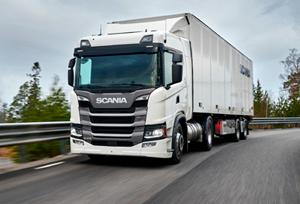 Scania aumentó sus ventas netas en un 17% en el primer semestre del año