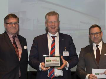 Doble victoria para la compañía Schmitz Cargobull