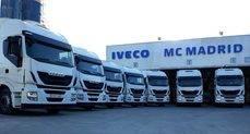 Sealog adquiere siete tractoras seminuevas de Iveco