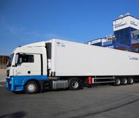 Disfrimur pone en marcha el camión frigorífico más grande de España