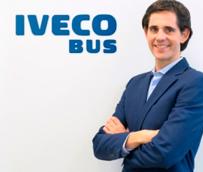 Alejandro Martínez, nuevo director de Iveco Bus en España y Portugal