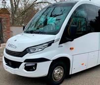 Iveco Bus presenta el nuevo Daily Minibús a los profesionales