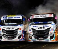Iveco presenta para la temporada los nuevos camiones de competición modelo S-Way R