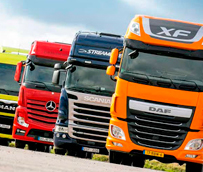 La matriculación de vehículos de más de 3,5 toneladas crecerá un 0,35%
