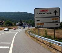 El Gobierno de Navarra margina a los vehículos pesados