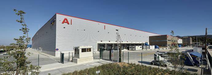 Segro comienza centro distribución de 36.000 m2 en Getafe