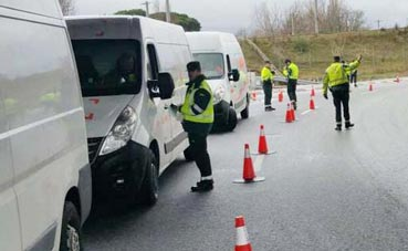España, a la cabeza en seguridad vial
