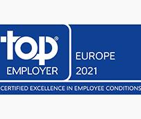 Chep recibe la certificación de Top Employer en Europa