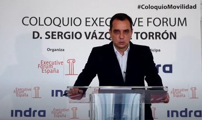 Vázquez (Mitma): 'No nos podemos mover como hasta ahora. El planeta no aguantaría'