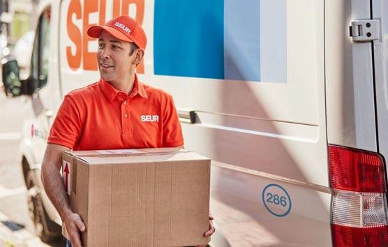 Seur movió más de 14 millones de envíos durante navidad y rebajas