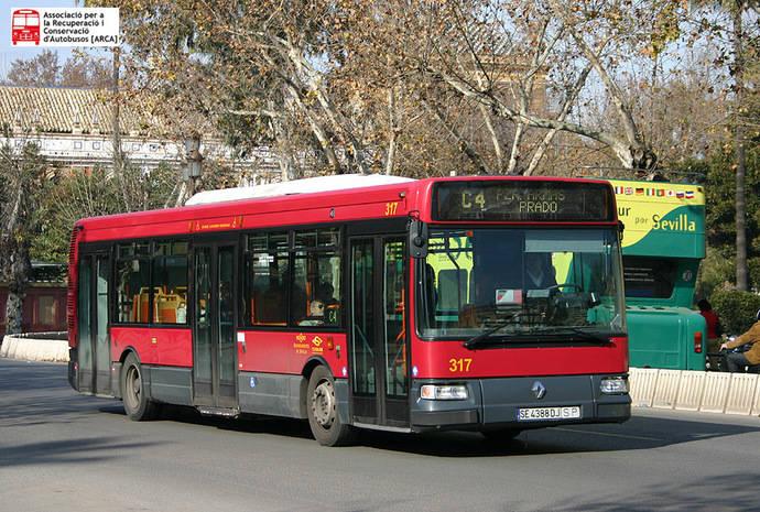 Se incorporan 16 nuevos municipios al Consejo de Administración del Consorcio de Transporte Metropolitano de Sevilla