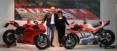 Shell y Ducati lanzan un nuevo aceite para motor