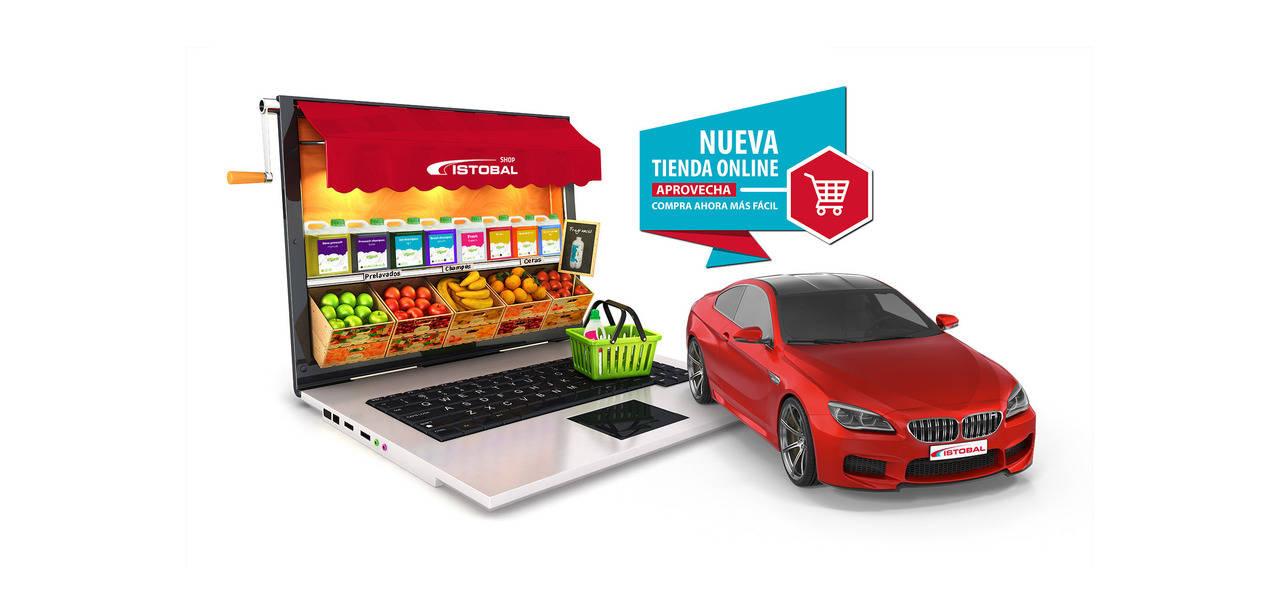Istobal lanza su tienda 'online' en España