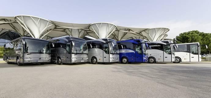 El éxito del Mercedes-Benz Tourismo: 22 años y más de 22.000 autocares