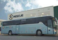 SierraBus, empresa pionera en la implantación del sistema 'E-Rescue'