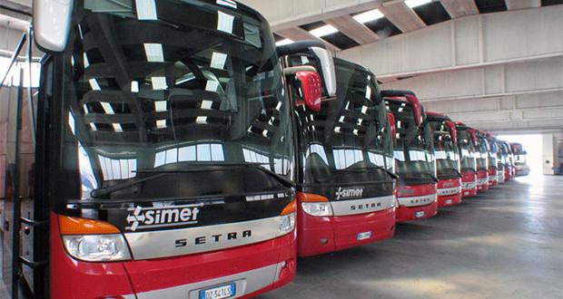 La justicia europea declara que una empresa italiana de servicios regulares de autocar recibió ayudas ilegales